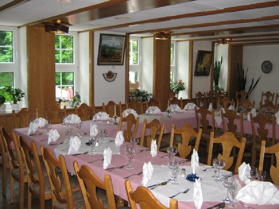 Glänzelmühle Hotel Restaurant Cafe Und Biergarten